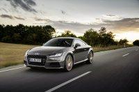 """Im Frühjahr 2021 erweitert Audi das Ausstattungsangebot für den TT und TTS um das Sondermodell """"Bronze Selection"""""""