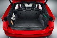 Bei einigen Skoda-Modellen, etwa dem SUV Kamiq ist der Boden ganz bewusst als Wendematte gestaltet