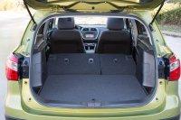 Das Gepäckvolumen beträgt beim S-Cross 430 Liter, klappt man die Rücksitzlehnen um, steigt der Wert auf 1.269 Liter