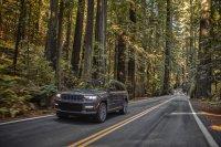 Die neue, fünfte Generation des Jeep Grand Cherokee steht in den Startlöchern