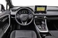 Mit Technik- und Style-Paket bietet der RAV4 Plug-in-Hybrid eine gediegene Ausstattung