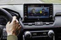Der Energy-Monitor zeigt dem Fahrer, wie das Antriebssystem aktuell arbeitet