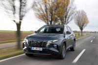 Der Hyundai Tucson tritt gegen den VW Tiguan an