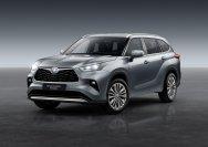 Toyota bringt den Highlander erstmals nach Deutschland