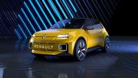 """Im Rahmen der neu vorgestellten Konzernstrategie """"Renaulution"""" hat Renault das Konzept einer elektrisch angetriebenen Neuauflage des R5 gezeigt"""