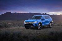 Der VW Taos ersetzt in den USA den Golf