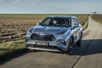 Das große Ami-SUV Highlander schickt Toyota jetzt auch in Europa auf die tendenziell engeren Straßen