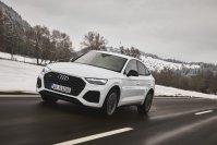 Audi bietet nun auch den Q5 in einer hinten angeschrägten Sportback-Variante an