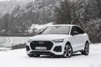 Der neue Audi Q5 Sportback ist eine raffinierte Kreuzung zwischen SUV und viertürigem Coupé