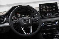 Technisch präsentiert sich der Audi Q5 Sportback auch im Innenraum auf dem neuesten Stand