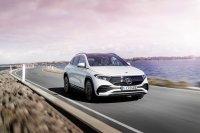 Der Mercedes EQA wird ab dem Frühjahr ausgeliefert