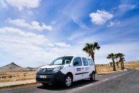 Der Renault Kangoo ZE Maxi kann bis zu fünf Personen und viel Gepäck emissionsfrei von A nach B bringen