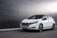 Leaf10 heißt ein neues Sondermodell des Kompaktstromers Nissan Leaf