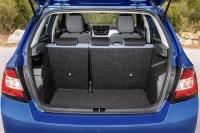 Der Gepäckraum beim Fünftürer bietet ein Fassungsvermögen von 330 bis 1.150 Liter