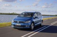 Der VW Touran der zweiten Generation basiert auf dem sogenannten Modularen Querbaukasten (MQB) des VW-Konzerns