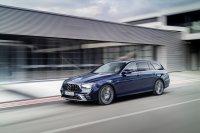 Der Mercedes E-Klasse ist als Kombi ein praktischer Begleiter