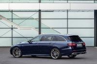 Das E-Modell bietet, zumal in ihrer Kombi-Ausführung als T-Modell, so viel Platz wie kaum ein anderes Auto