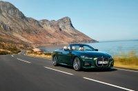Ab dem 13. März stellt BMW sein neues 4er Cabrio in die Schaufenster der Händler
