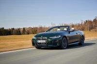 Rechtzeitig zur Saison öffnet das neue 4er BMW-Cabrio sein Dach