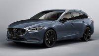 Voll mit Extras: der Mazda 6 Kombi als Sondermodell Homura