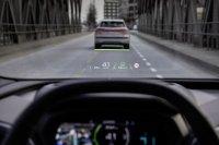 Als technisches Schmankerl präsentiert Audi erstmals ein Head-up-Display mit Augmented Reality-Funktion