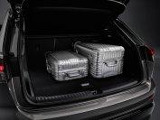 Auch größere Reisegepäck lässt sich im Audi Q4 einladen