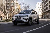 In Frankreich wird die Basisversion des Dacia Spring für rund 17.000 Euro angeboten