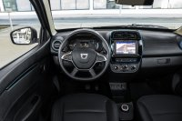 Den Sprint wird es in Frankreich in zwei Ausstattungen geben. Das höhere Niveau bietet unter anderem ein Touchscreen