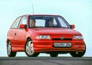 Mit 4,13 Millionen Einheiten in nur sechs Jahren avancierte der Astra (F) zum meistgebauten Opel-Modell aller Zeiten