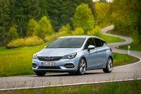 Die fünfte Generation des Opel Astra (J) erhält 2019 ein Facelift
