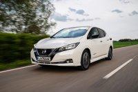 Elektroautos wie der Nissan Leaf verfügen immer über eine Automatik