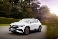 Nach EQC und EQV bietet Mercedes auch den EQA im Abo-Modell an