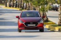 90 PS reichen, um den Mazda2 auf Wunsch auch flott zu fahren. Zugleich bleibt er auch beim Verbrauch auf dem Teppich