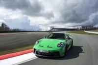 Auch in siebter Generation darf der Porsche 911 GT3 mit einem Hochdrehzahl-Saugmotor begeistern