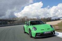 Aerodynamik-Feinschliff und ein neues Fahrwerk sorgen beim 911 GT3 für noch mehr Agilität und Präzision