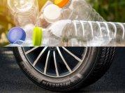 Reifenhersteller Michelin will zukünftig recycelte PET-Flaschen zur Reifenproduktion verwenden