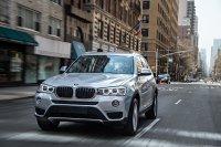 Der BMW X3 bleibt selten liegen