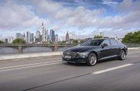 Bereits im Sommer wird Genesis die Luxus-Limousine G80 in Deutschland offiziell vertreiben