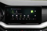 Der Nutzer des Octavia iV kann zwischen einer rein elektrischen oder hybridischen Fahrweise wählen