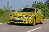 Der neue Opel Astra steht in den Startlöchern