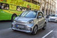 Vor allem kleine E-Autos sind aktuell günstig zu leasen