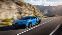 Schafft offiziell 420 km/h: Bugattis 1.500 PS starker Chiron